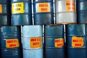 Slik fjerner Farlig avfall Bin
