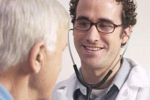 Tegn og symptomer på akutt infeksiøs Prostatitt