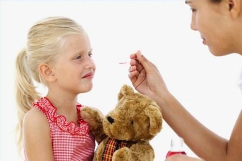 Hvordan gi medisin til en Resistent Child