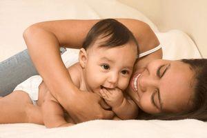 Kosthold for ammende mor