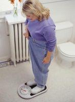 Hvor lenge bør overvektige personer trening per dag?