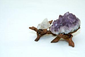 Harmonic Frekvens for Krystaller