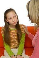 Hvordan forberede din datter for menarke (Menstruasjon)