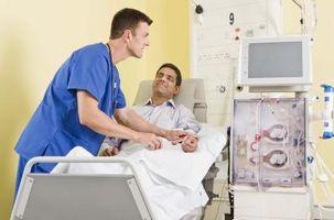 Kostnadene ved vedlikehold Dialyse vs  Transplantasjon