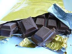 Hvordan spise sjokolade for å gå ned i vekt