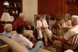 Hvordan få Medicare og Medicaid for en Senior Citizen Assisted Living