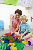 Stimulerings Verktøy for hjerneskadet barn