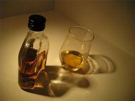 Symptomer på slutten stadier av alkoholisme