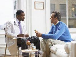 Hva er normale kortisolnivå i menn?