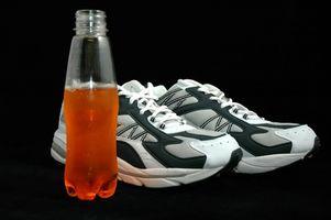 Hvordan finne sunn sport Hydration drinker uten Usunne Søtstoffer