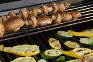 Effekter av Gas Grill Smoke on Health
