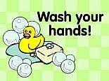 Hvordan lære et barn å vaske hendene ordentlig