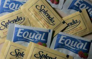 Kalorifattig Brown sukker erstatter