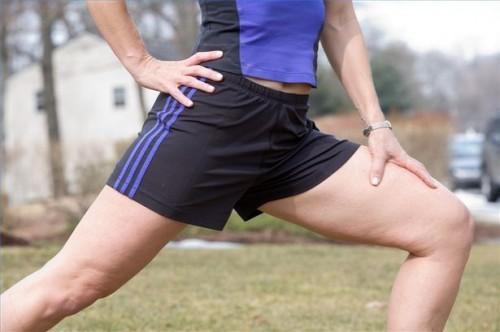 Hvordan styrke Quads Under Knee Therapy
