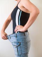 Hvordan beregne en ideell kroppsvekt Range