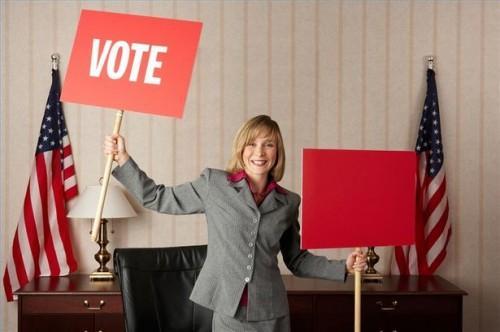 Hvordan registrere for å stemme i Oklahoma