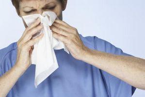 Kan Acid Reflux Årsak Sinus Problemer?