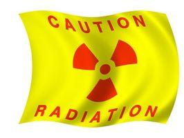Effekter av ioniserende stråling i Female Reproduktivitet