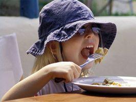 Dietter som fungerer for Kids
