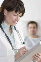 Tegn på MRSA og urinveisinfeksjon