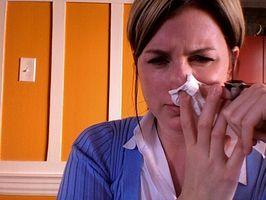 Foul Smelling Sinus infeksjoner