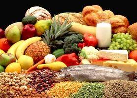 Hva frukt, korn og grønnsaker Må Parabener oppstå i?