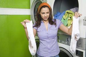 Hvordan bli kvitt sure sokker