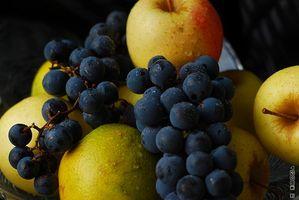 Tørkede frukter og grønnsaker næringsverdi