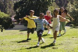 Kjerne styrke Aktiviteter for førskolebarn barn