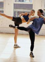Hvordan forebygge skader i Cardio Kickboxing Class