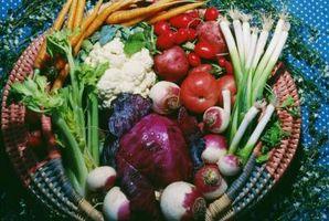 Hvordan senke høyt blodtrykk naturlig med grønnsaker