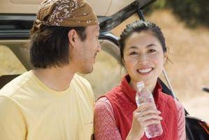 Skjønnhet rutine eller hudpleie rutine for japanske kvinner