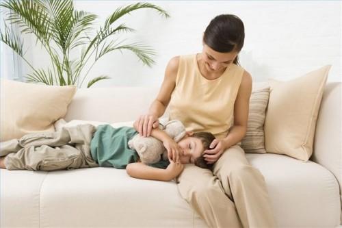 Hvordan behandle hodepine hos barn