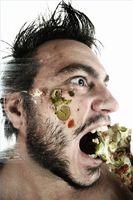 Hvordan gjenkjenne matforgiftning Symptomer