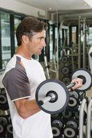 Hvordan å spise mer protein for å få muskel massen