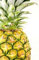 Ananas og vekttap