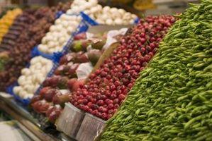 Best Frukt og grønnsaker for pengene