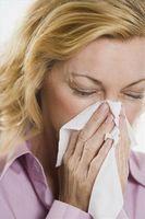 Grunner for neseblødning