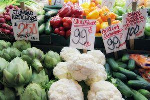 Hva Foods kan kjøpes med matkuponger i Louisiana?