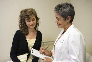 Tegn og symptomer på skjoldbrusk problemer og Addisons sykdom