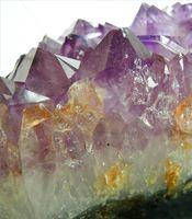 Crystal Color navn og betydninger for Healing