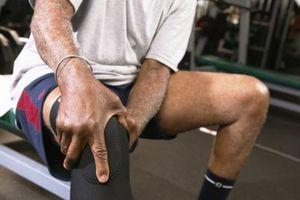 Hjem behandling for en revet ligament