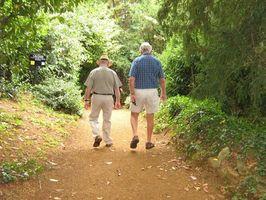 Daglige aktiviteter for pensjonister
