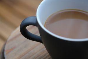 Hvordan virker Coffee Undertrykk binyrene?