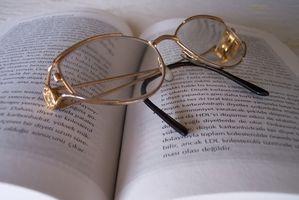 Hvordan lage vanlige briller til lesebriller