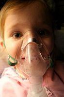 Inhalator Enheter for astma hos barn