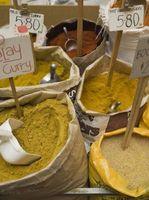 Overraskende bruksområder for Curry Powder