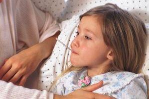 Hvordan ta temperaturen på barn