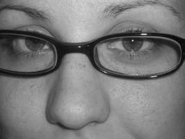 Typer briller for noen som er i nærheten av Sighted