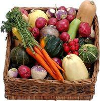Hva er årsaken Ulike Pigmenter i grønnsaker?